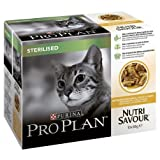 Pro Plan Cat Sterilised Chicken 10 x 85g