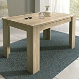 HomeSouth - Mesa de comedor extensible, modelo Corfu color