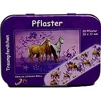 KINDERPFLASTER Traumpferdchen Dose 20 St Pflaster preisvergleich bei billige-tabletten.eu