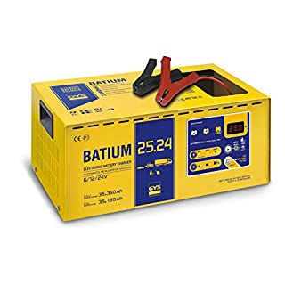 Abratools BATIUM 25/24Automatische Akku Ladegerät