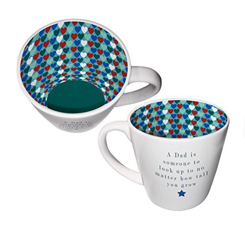 Inside Out Mug - Dad by Two Up Two Down