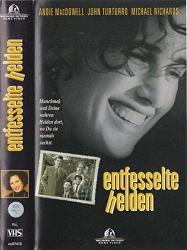Entfesselte Helden [VHS-Videokassette]