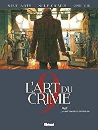 L'art du crime, tome 9 : Rudi par Marc Omeyer