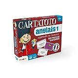 Jeu de 110 cartes : Cartatoto Anglais N1 - Les mots du quotidien