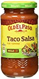 Old El Paso Taco Salsa Mild, 235 g