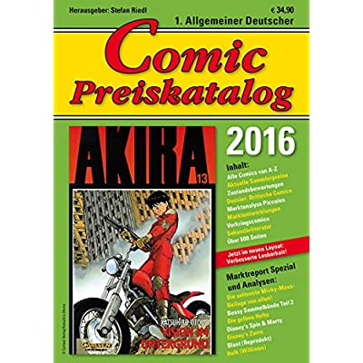1  Allgemeiner Deutscher Comic-Preiskatalog PDF Download Free