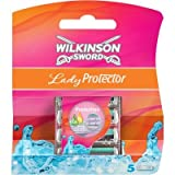 Wilkinson Sword – 10 Lady Protector Replacement Blades (2 x 5 Pack)