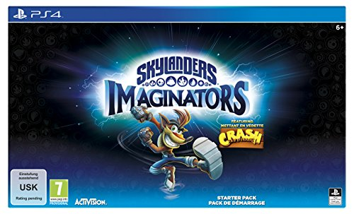 Skylanders Imaginators - Crash Edition