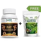 Best Pure Fat Burner For Men - Vokin Biotech 100% Pure & Natural Fat Burner Review