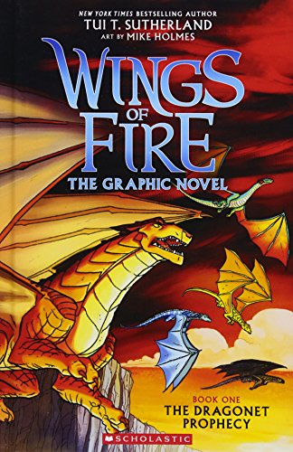 The Dragonet Prophecy (Wings of Fire) por Tui T. Sutherland