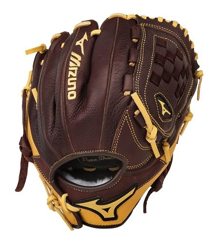 Mizuno Franchise Baseball Handschuh, 312425.R887.11.1150, Coffee/Cork, 29 cm -