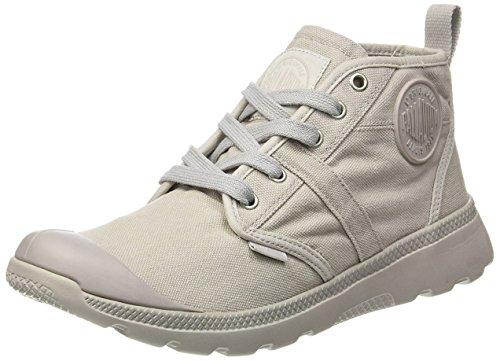 Palladium Pallaville Hi Cvs, Sneakers Basses Homme Gris (Lunar Rock/windchime)