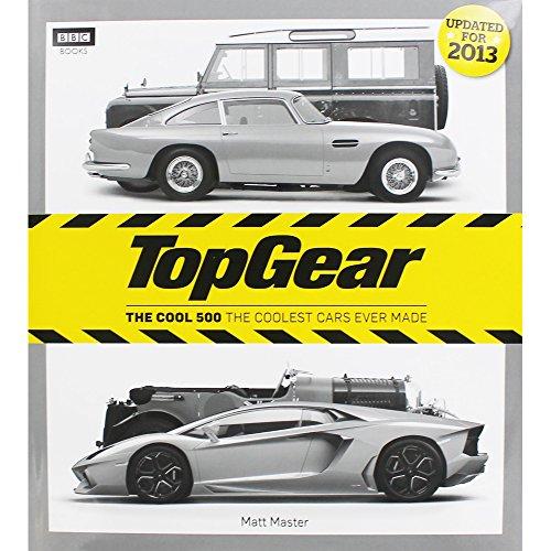 Preisvergleich Produktbild Top Gear - The Cool 500