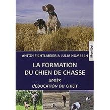 La formation du chien de chasse après l'éducation du chiot