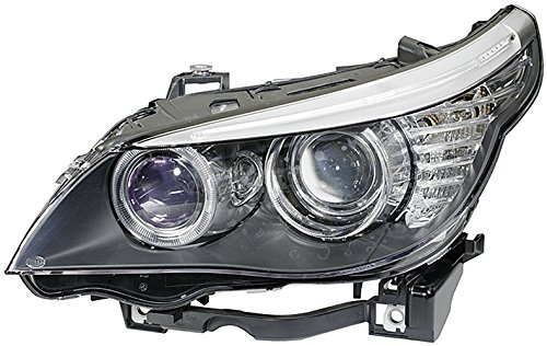 HELLA 1EL 164 911-001 Bi-Xenon Hauptscheinwerfer, Links, Ohne Kurvenlicht, mit Glühlampen
