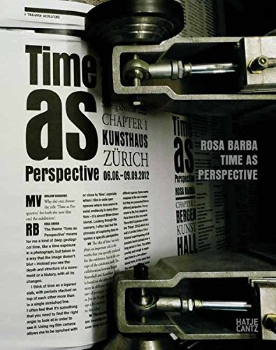 Rosa Barba: Time as Perspective por Laurie Anderson