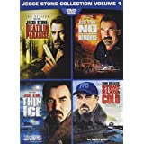 Jesse Stone: Death in Paradise / Jesse Stone: No Remorse / Jesse Stone: Thin Ice / Stone Cold - Vol