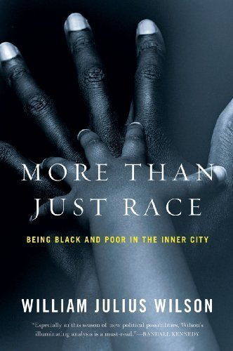 More than Just Race: Being Black and Poor in the Inner City (Issues of Our Time) by Wilson, William Julius unknown Edition [Paperback(2010)]