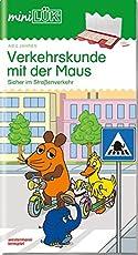 miniLÜK: Verkehrskunde mit der Maus 1: Sicher im Straßenverkehr für Kinder ab 5 Jahren
