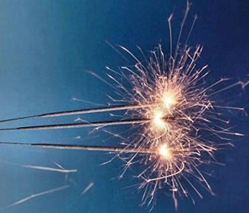Wunderkerzen 40 Stück - Feuerwerk - Lassen sie es Funken sprühen! - 2