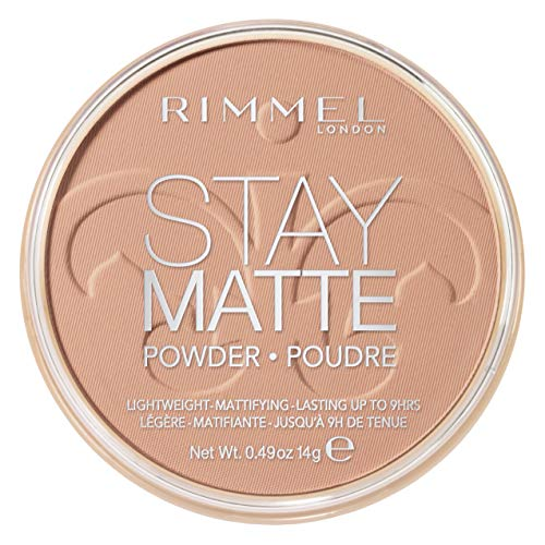 RIMMEL LONDON Stay Matte Long Lasting Pressed Powder - Creamy Beige