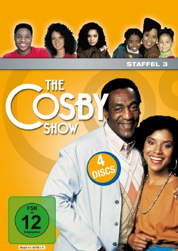 The Cosby Show - Staffel 3 [4 DVDs]