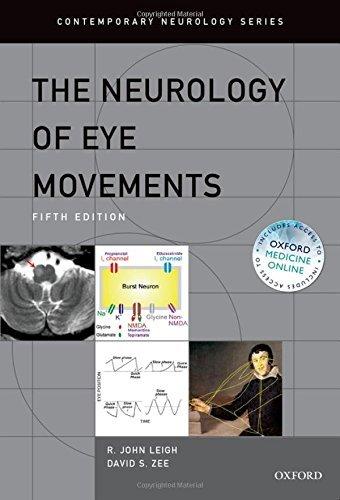 The Neurology of Eye Movements (Contemporary Neurology Series) by R. John Leigh (2015-08-20)