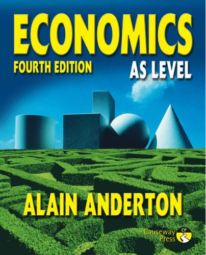 Economics AS Level 4th Edition, used for sale  Delivered anywhere in UK