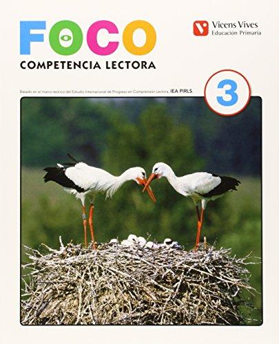 Foco 3. Competencia Lectora - 9788468221496