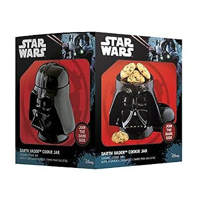 Paladone Darth Vader Boîte à biscuits, multicolore