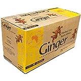 [ INFUSION 100% JENGIBRE ] Set de 2 cajas de infusión con jengibre 100% natural | La magia del rizoma del jengibre! | 2 x 25