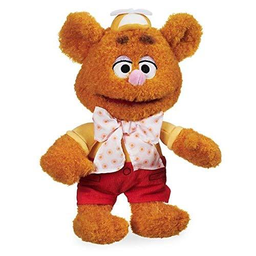 Offizieller Disney Muppet Babies Fozzie Bär kleiner weicher Plüsch