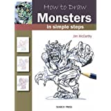 How to Draw Monsters: in simple steps by Jim McCarthy (2012-08-01)