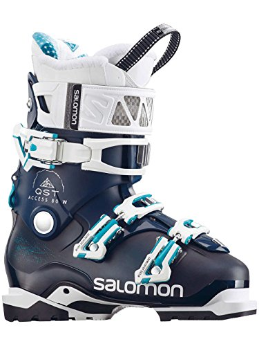 SALOMON Damen Skischuh Qst Access 80 (Alpin-ski-stiefel Salomon)