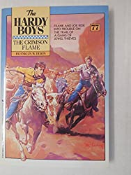 The Crimson Flame (Hardy Boys Mystery Stories)