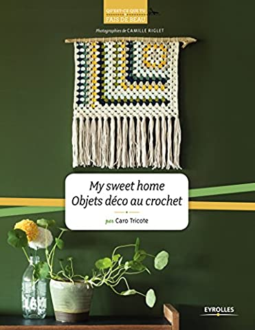 My sweet home : objets déco au crochet