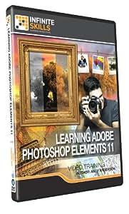 Infinite Skills Learning Adobe Photoshop Elements 11 - Training DVD (PC/Mac)