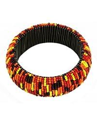 Beaded Bangle Bracelet for Women Indian Fashion Jewellery Spring