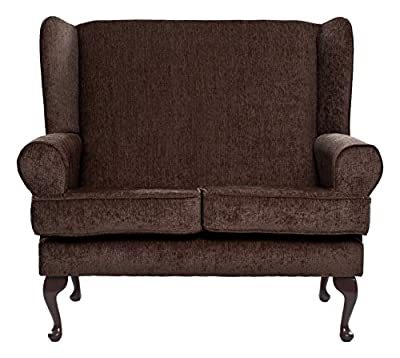 Cavendish Furniture 2-Seat Sofa, Brown by Cavendish Furniture