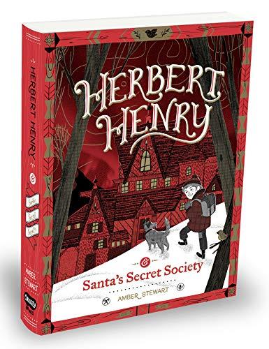 Herbert Henry & Santa's Secret Society por Amber Stewart