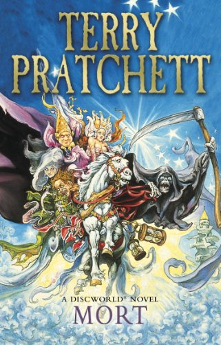 Cover of Mort (Discworld 4)