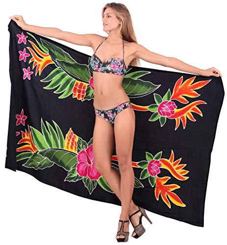 Playa Libertad Las Mujeres Cubre Arriba Vestido rayón