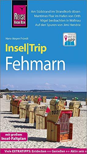 0ce38dc6c79c1c Reise Know-How InselTrip Fehmarn: Reiseführer mit Insel-Faltplan und  kostenloser Web-App