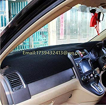 Zoomy Far: Verser RHD: Accessoires de Tableau Autocollant de Bord de Voiture Honda CRV Verser CRV 2007 2008 2009 2010 2011 2012 RHD