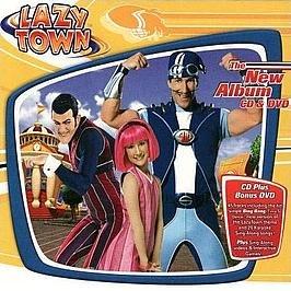 Lazytown Volume 2 + DVD