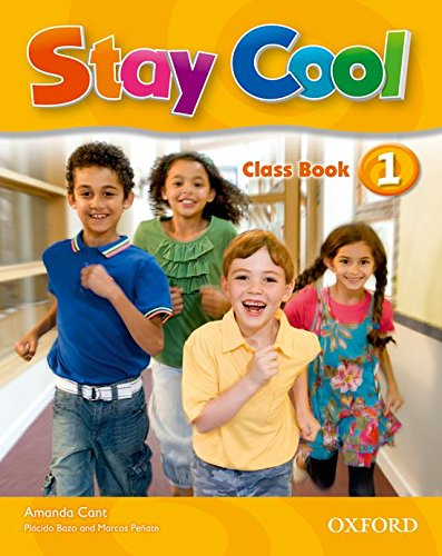 Stay Cool 1: Class Book Pack - 9780194413121
