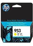 HP F6U14AE Cartuccia a Getto d'Inchiostro, Standard, Giallo