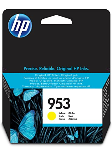 Hewlett Packard HP 953 Ink Yellow Cartridge F6U14AE lowest price