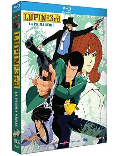 Lupin Iii Stag.1 Prima Serie