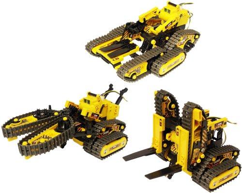 OWI-536 3-en-1, le kit robot tout terrain
